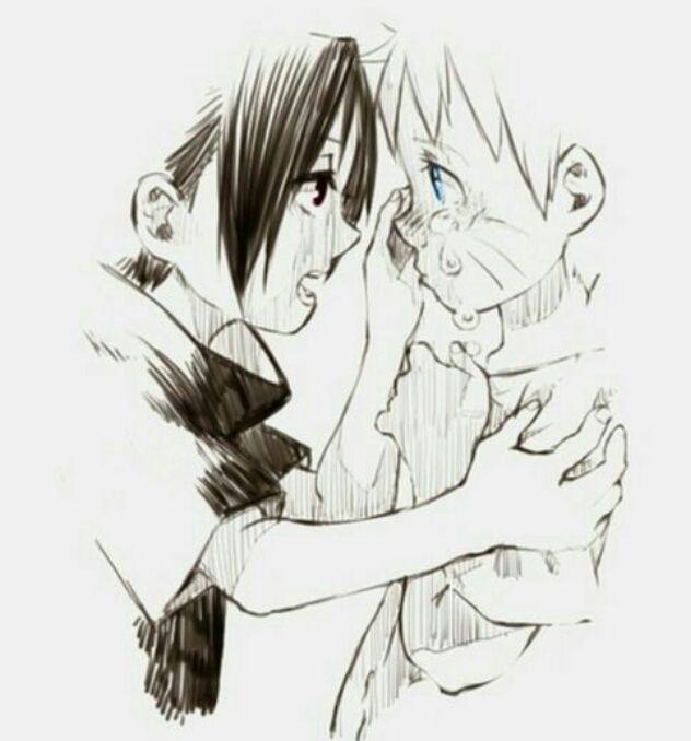 صديق ثم حبيب قيد التعديل الفصل ال53 شيئا من الماضي Sasuke X Naruto Naruto Shippuden Sasuke Sasunaru