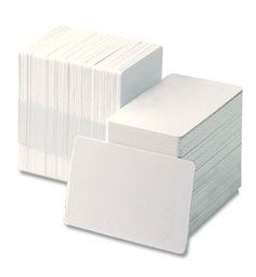 White PVC Cards http://www.idsuperstore.com/blank-id-cards-white-pvc-cards-c-1_1917.html #WhitePVCCards #whiteplasticcards