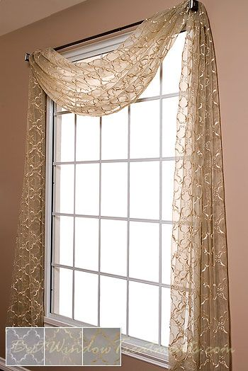 Best 25 Scarf Valance Ideas On Pinterest  Hippie Curtains Scarf Prepossessing Dining Room Valance Decorating Inspiration