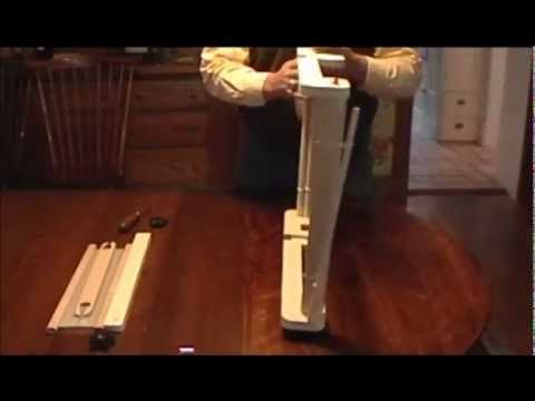 Rigid Heddle Loom Assembly