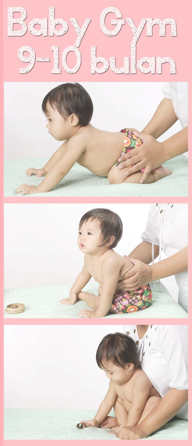 Baby Gym untuk 9-10 bulan :: Baby Gym for 9-10 month