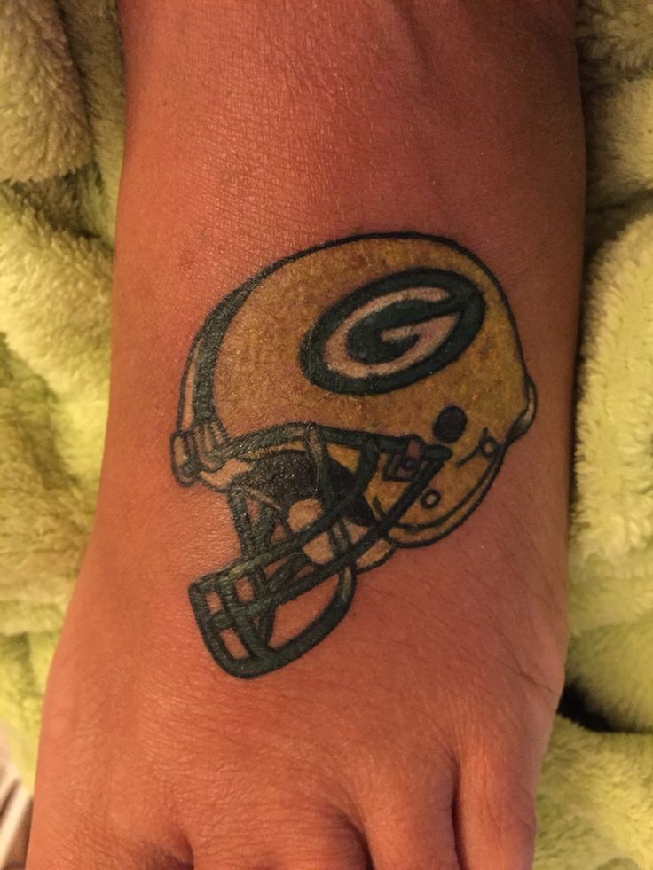 9 best packer tattoos images on pinterest tattoo ideas design tattoos and greenbay packers. Black Bedroom Furniture Sets. Home Design Ideas