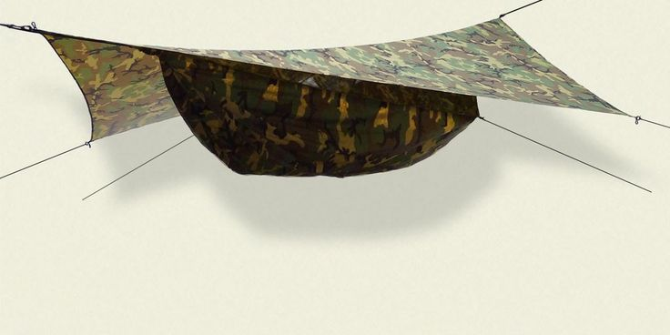 Survivor Asym Woodland Camo Zip – Hennessy Hammock side entry and holds over 300 lbs. sale price 269.