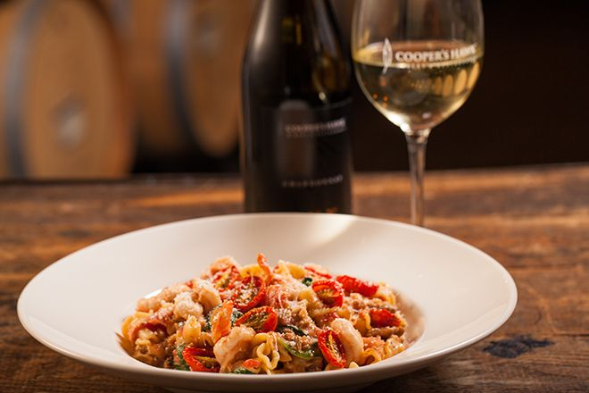Cooper's Hawk's Lux Pinot Noir just achieved an impressive feat. Raise a glass and toast to the wine with this delicious dish for a perfect pairing.
