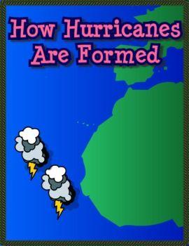 Learn how hurricanes form in the Atlantic Ocean.
