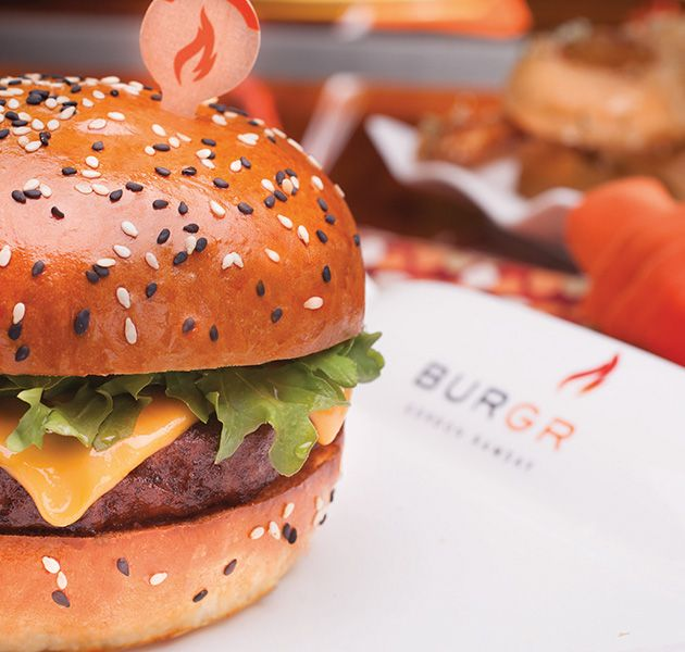 Gordon Ramsay BurGR, Vegas...beat burger of my life. One of the best meals I've ever had actually.