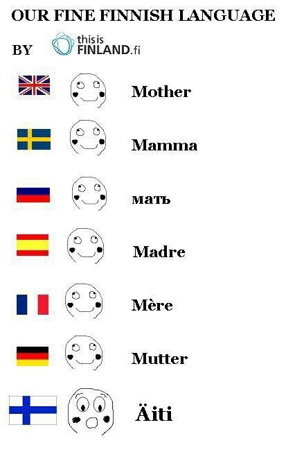 Äiti...äääittiiiii...ÄÄÄIIIIITTTTIIII!!!!