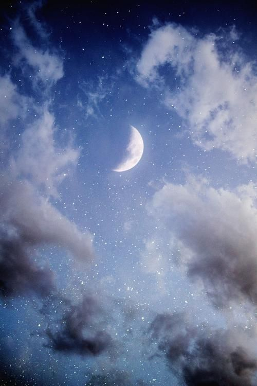 17 best images about moon & stars on pinterest | night, beautiful, Hause ideen