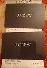 j crew credit card contact us