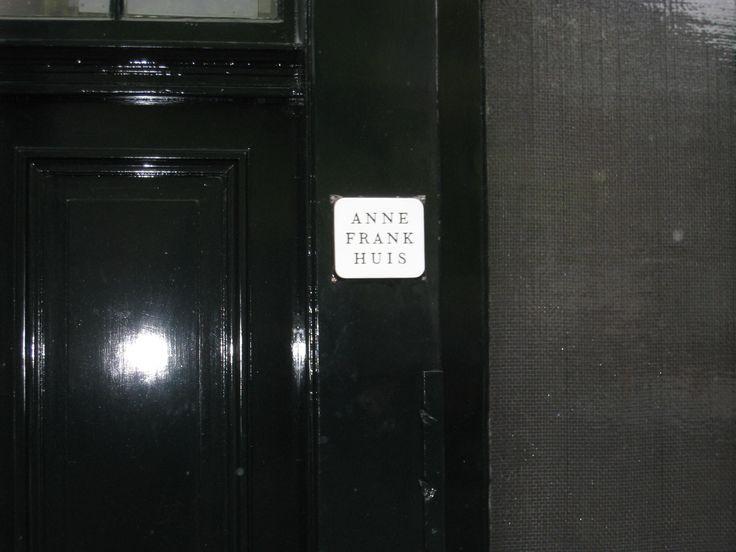 Anne Frankin koti-ovi
