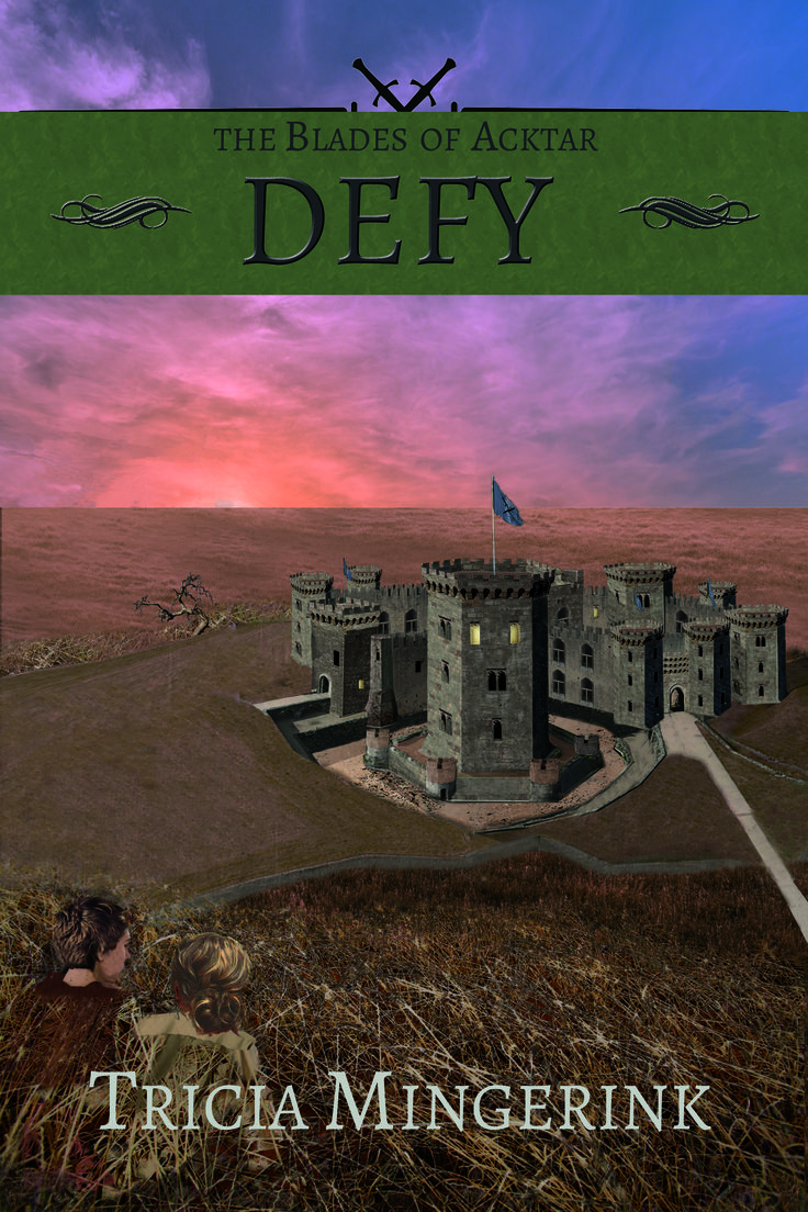 Defy's Cover!