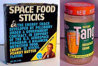 apollo space food sticks - photo #3