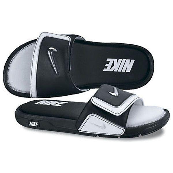 Nike Slides 415205 010 3 Nike Comfort Slide 2 Nike Men