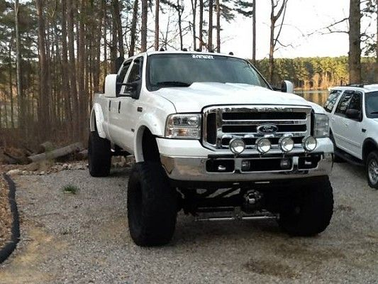 1999 Ford F 350 Lifted | Mautofied.com - Modified and Custom Cars For Sale