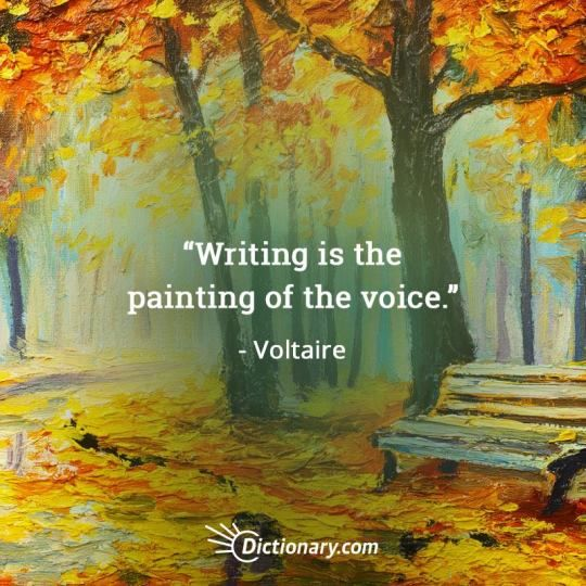 Quotable – Voltaire – Writers Write