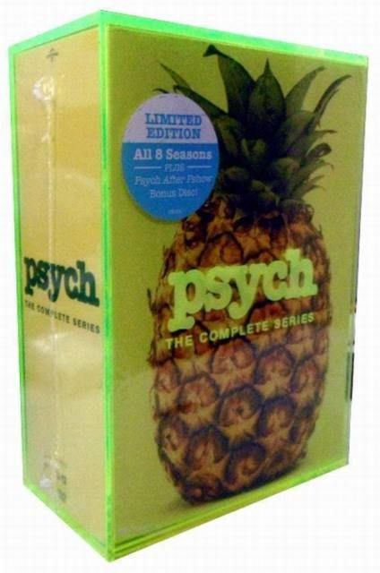 Image result for psych complete series