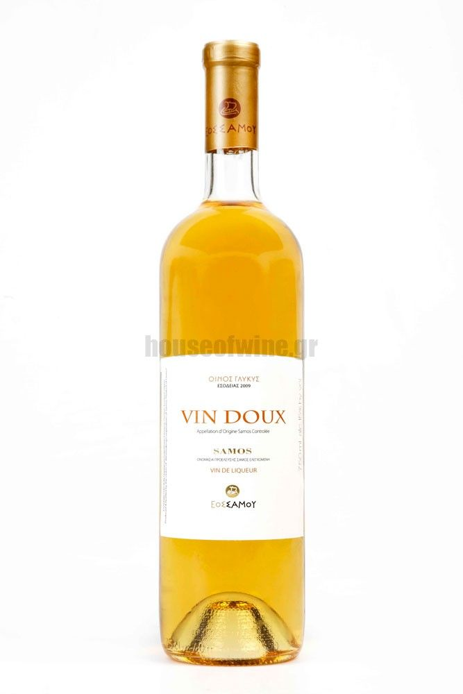 Samos Vin Doux Λευκός γλυκός 2013 (Μοσχάτο Σάμου 100%), Σάμος