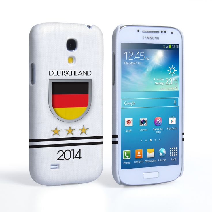 Caseflex Samsung Galaxy S4 Mini Deutschland World Cup Case | Mobile Madhouse #Gift #Present #Samsung #Galaxy #S4Mini #SamsungS4Mini #GalaxyS4Mini #Case #Cover #HardCase #PhoneCover #WorldCup2014 #Brazil2014 #Flags #Football #Germany #Badge #Shirt #Stars
