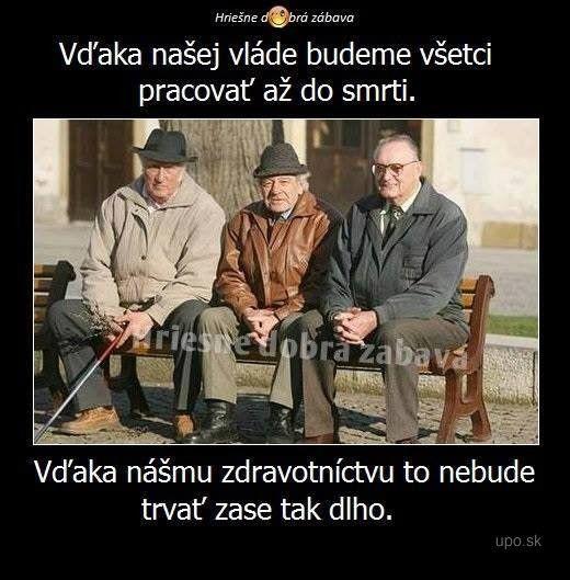 Budeme pracovať až do smrti - UPO.sk :: únava po obede