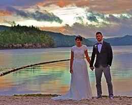Book sole occupancy of our Rotorua lodge and enjoy privacy and seclusion. Bay of plenty wedding venue.