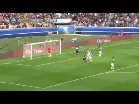 FOOTBALL - Zlatan Ibrahimovic Bastia 4-0 But 17 10 2013 - http://lefootball.fr/zlatan-ibrahimovic-bastia-4-0-but-17-10-2013/