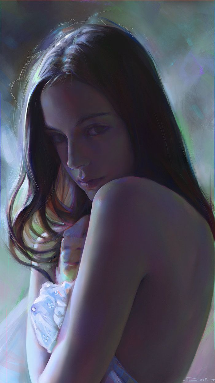 ArtStation - 20150713, Yanjun Cheng