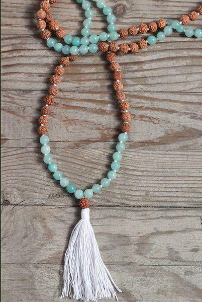 Mala collective necklace