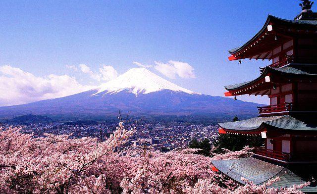 gunung fuji wisata jepang