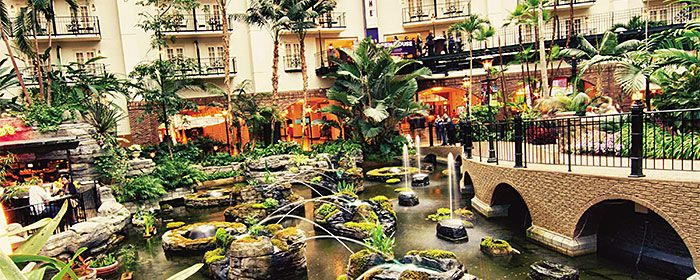 Christian Tours - Motorcoach Travel Vacations - Opryland Hotel Summer Special