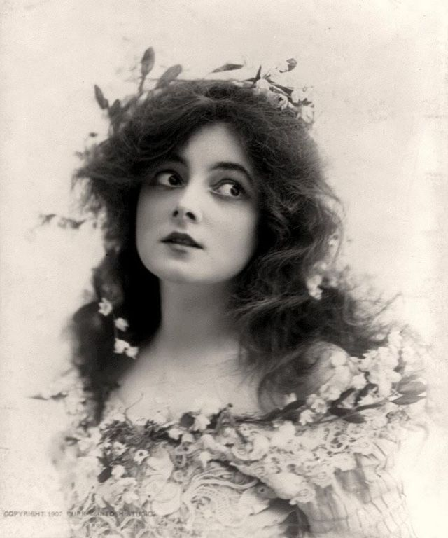 Beauties in Edwardian Era – Top 15 Beautiful Women of the 1900s