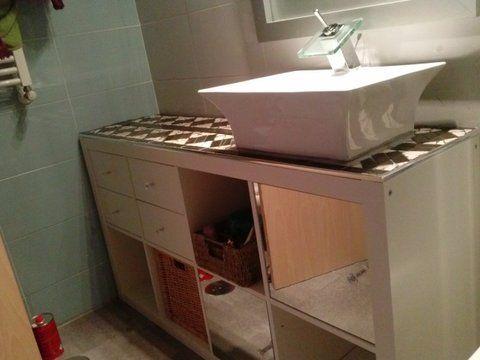 Un baño renovado con EXPEDIT.