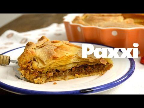 Σιροπιαστή πορτοκαλόπιτα - Paxxi E - YouTube