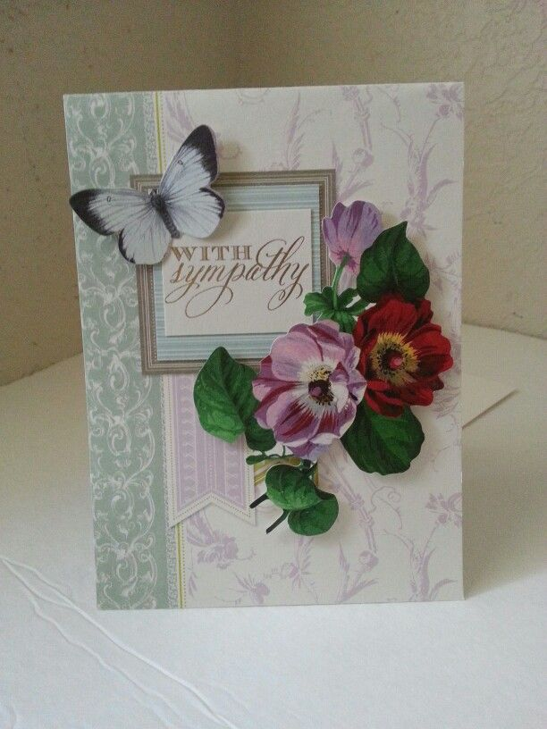 Image Result For Sympathy Cards In