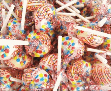 Double Lollies Lollipops