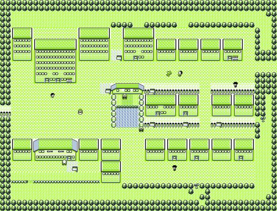 Pokémon Red and Blue/Celadon City — StrategyWiki, the video game walkthrough and strategy guide wiki