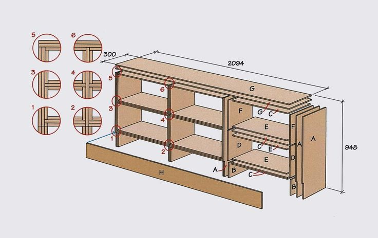 Bildresultat för bygga platsbyggd hylla