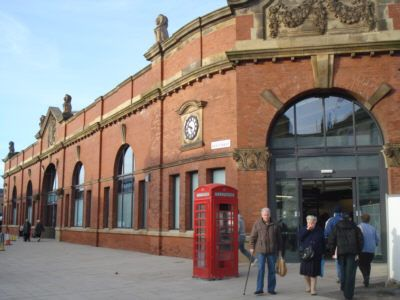Market Hall, Ashton under Lyne