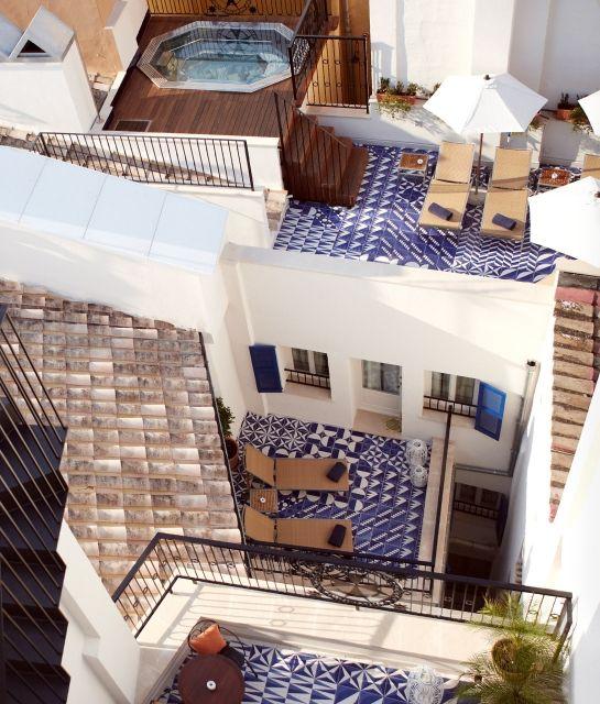 Exterior Hotel Cort Palma de Mallorca Spain