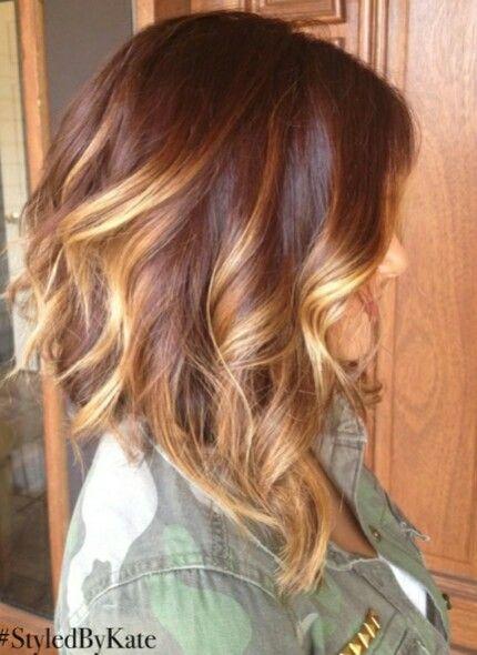 77 besten hair color ideas bilder auf pinterest | friseur, haar