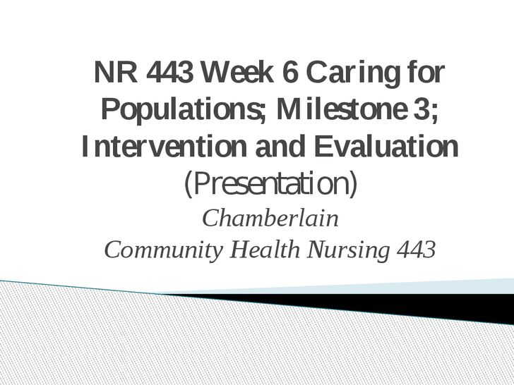 23 best NR 443 - RN Community Health Nursing images on Pinterest - sample presentation evaluation