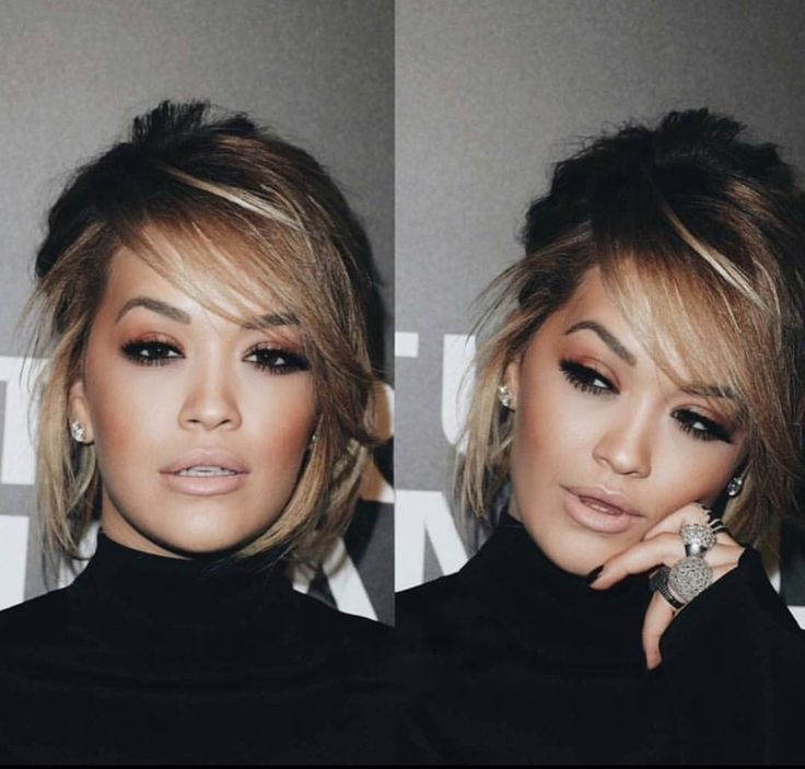 Rita ora Stunning makeup:: Contour. Nude lip liner & lipstick. Bronze shadow on lids. Deeper matte orange-y brown shadow in creases. Rim eyes w/ black liner. Smudge black shadow along lower lash lines. Black winged liquid liner. Black shadow in outer v, blended. Curl lashes. Mascara.