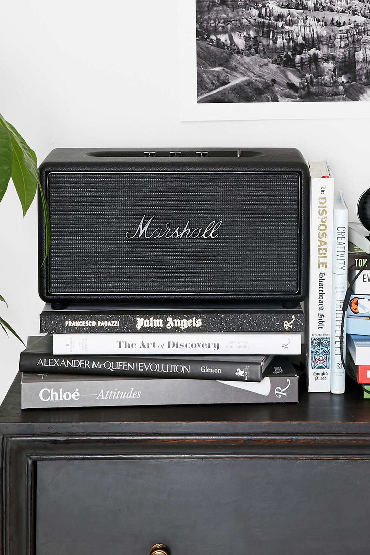 Marshall Stanmore Speaker - Urban Outfitters