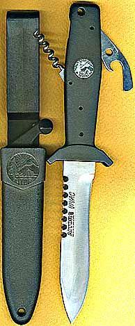 Nóż myśliwski turystyczny harcerski AITOR OPAI-469.1000