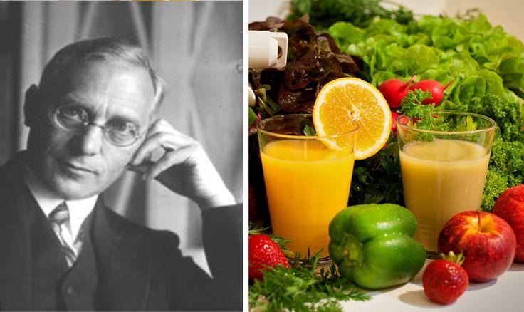 Die Gerson-Therapie – Eine heilsame Ernährung gegen Krebs und andere schwere Krankheiten