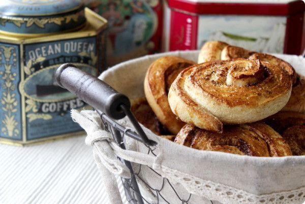 Rollos de canela fáciles de hacer, serán lo más llamativo de tus fiestas. Un postre diferente o un desayuno energético.