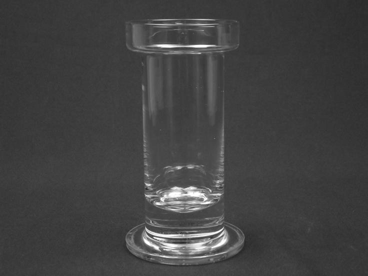 Dartington Glass Candlesticks