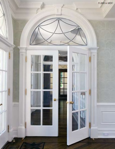 Interior french doors entryways and doors pinterest for Double glass french doors