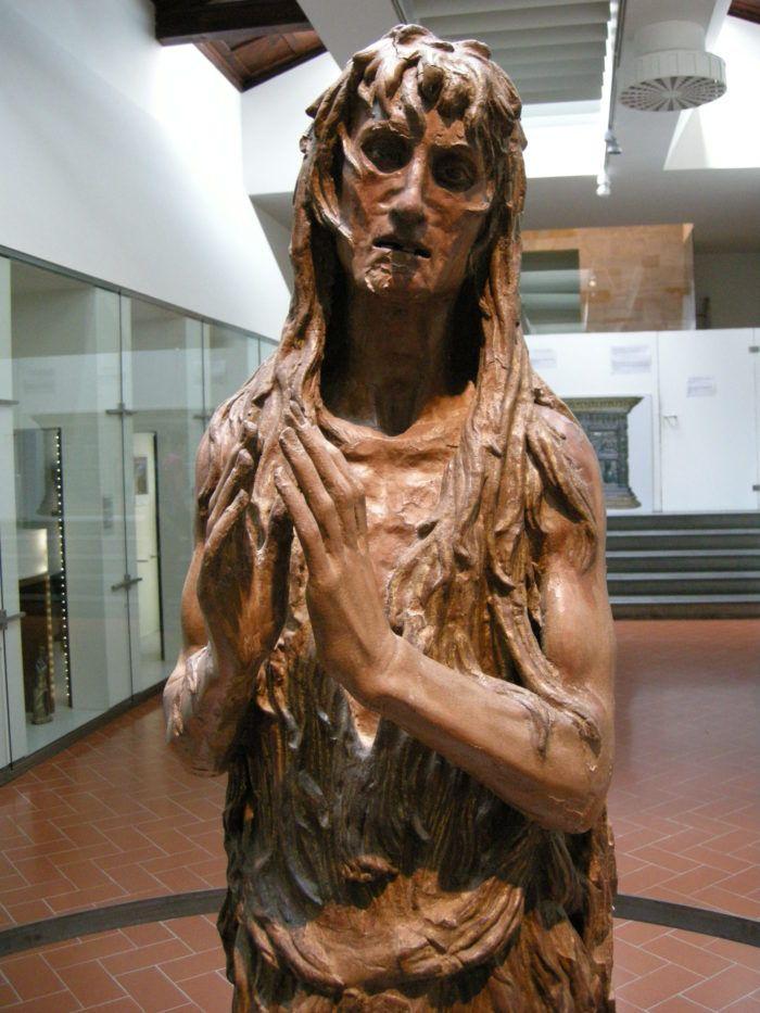 Донателло. Мария Магдалина. 1454