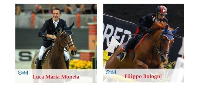 CAMPIONI 2012 selected by Cavalli Campioni: Luca Moneta & Filippo Bologni. Metti il uo mi piace qui: http://www.facebook.com/CavalliCampioni