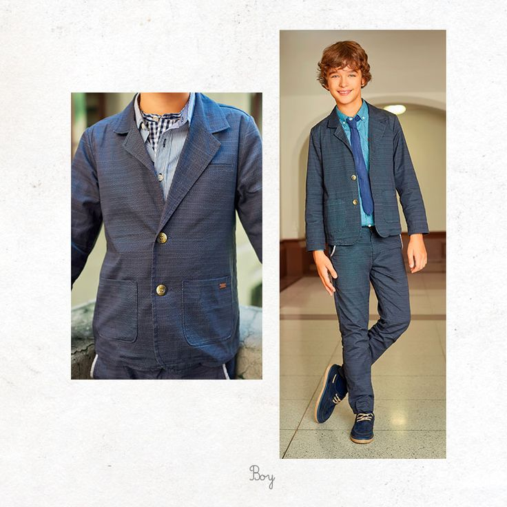 Trajes elegantes para las fiestas de los niños con más estilo #fashionboys #fashionkids #fashion #suit #corbata #specialoccasions #SpecialOC #OFFCORSS